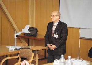 Božo Kočevar, vodja in predavatelj v Izobraževalnem centru IMV.foto:Simo Gogić.
