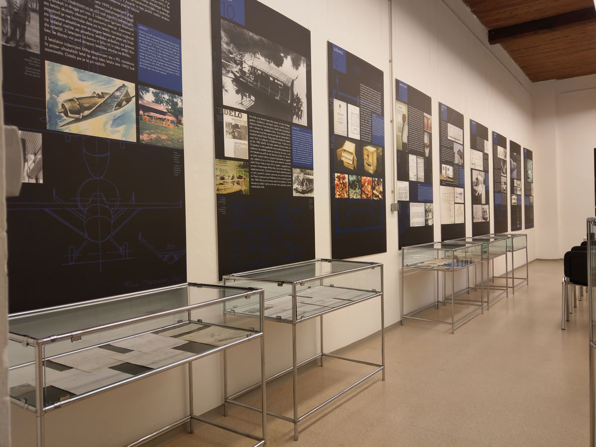 Otvoritev razstave Martin Sever