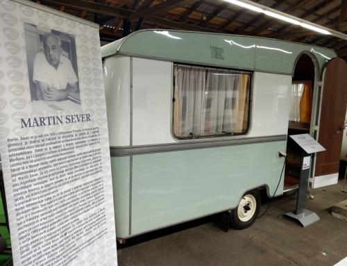 Otvoritev razstave »Martin Sever – Oče prvega slovenskega kombija«